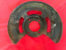 1969-1973 Ford Mustang Shelby Cougar Disc Brake Dust Shields Original