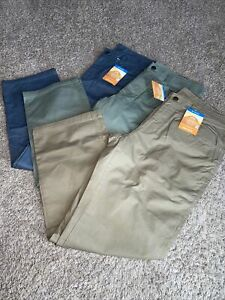NWT Men's Columbia Outdoor Pants Gray Green Brown Omni-Shade UPF 50+