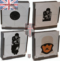 400 New Mixed Military Paper Targets 14cm Air Rifle ( figure 11 12 Pistol 100gsm