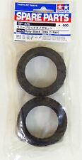 Tamiya 50476 (SP476) Rally Block Tires (1 Pair)