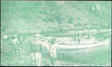Pitcairn, Bounty Bay Harbour (1950s)