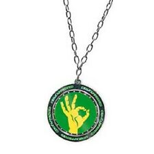 Pendant JOHN CENA SPINNER of the WWE catch necklace metal
