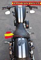 Kit Rayas Vinilos Pegatinas Laterales Decal Moto Harley Davidson universal