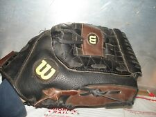 Wilson Elite A2477 Softball Glove 13�.  Right Hand Throw.