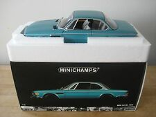 1:18  Minichamps 1972 BMW 3.0 CSi Metallic Green- LAST ONE!