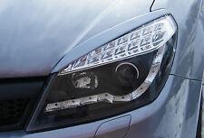 Scheinwerferblenden Scheinwerferblendensatz ABS für Opel Astra H