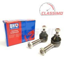 Track Tie Rod End Pair for PEUGEOT PARTNER MK 1 - 1996 to 2008 - Quinton Hazell
