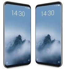 """Meizu 16th Noir 128Go + 8Go RAM Écran 6"""" pouces Super AMOLED Dual SIM 4G LTE NEW"""