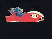 Disney Auctions (P.I.N.S.) - Stitch in Red Car / Space Cruiser Pin LE 500