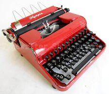 Olympia Schreibmaschine, typewriter, machine à écrire, máquina de escribir