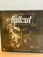 Fallout Board Game Post Nuclear Tabletop Fantasy Flight Games FFG ZX02 - SEALED!