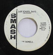 50'S & 60'S 45 Joe Dowell - Our School Days / Bringa-Branga-Brought On Smash