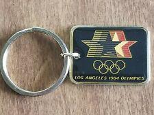 Vintage 1984 Olympics Key Chain