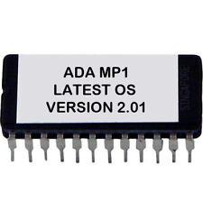 Ada Mp1 Firmware OS Version 2.01 Upgrade Update Eprom Fx Mp-1