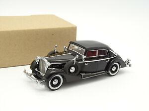 Signature Models SB 1/43 - Maybach SW 38 Spohn 1937 noire