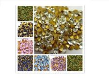 2800pcs PP27-SS20 Many Colors Crystal Rhinestone for Watch Manicure Bags Mobile
