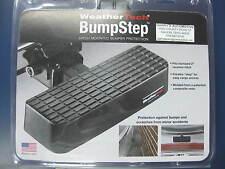 "WeatherTech 81BS1 Bump Step Bumpstep Receiver Hitch Mount Plug 2"" Bumper Cargo"