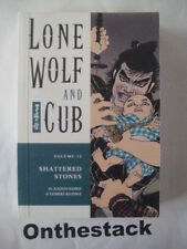MANGA:   Lone Wolf and Cub Vol. 12: Shattered Stones  by Kazuo Koike (Paperback)