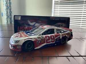 kevin harvick 1/24 diecast Foods Of Honor Tribute #471/864