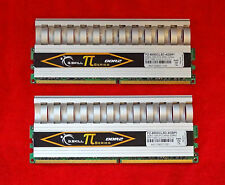 G.Skill Pi 4GB (2x2GB) DDR2-1000 PC2-8000 5-5-5-15 F2-8000CL5D-4GBPI
