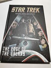 Eaglemoss Star trek Graphic Novel Collection #12 Edge of The Galaxy Hardback