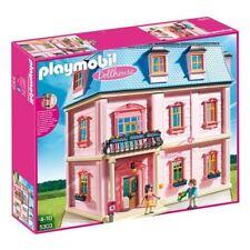 Playmobil Notice de montage maison traditionnelle  Boite N° 5303