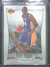 2012-13 Panini Prizm Basketball #24 Kobe Bryant