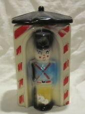 American Bisque Toy Soldier Cookie Jar #743
