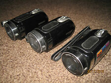 3 X Samsung  SMX-F30 Camcorders FAULTY!!!