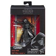 Star Wars Vii The Black Series Titanium Series 3.75-Inch Kylo Ren Figure