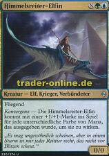 2x Himmelsreiter-Elfin (Skyrider Elf) Battle for Zendikar Magic
