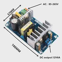 Power Supply AC 100-240V to DC 5V 12V 19V 24V 36V 48V 1-9A Dual Output Converter