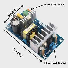 AC 100-240V to DC 5V 12V 19V 24V 36V 48V 1-9A Power Supply Module Board Switch