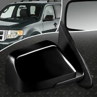 Drivers Power Side View Mirror Heated w//Spotter Glass Replacement for Ford Escape Mercury Mariner /& Hybrid AL8Z17683DAPTM
