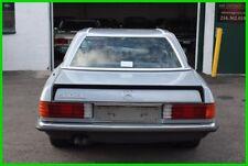 1984 Mercedes-Benz SL-Class convertible