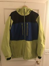 Burton Ak 2L STAGGER GORE Tex Jacket Size XL Mens
