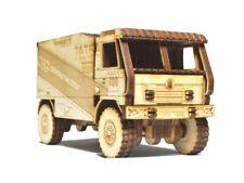 Wooden Model Truck Tatra T815 Africa Eco Race 2019 Tomeček