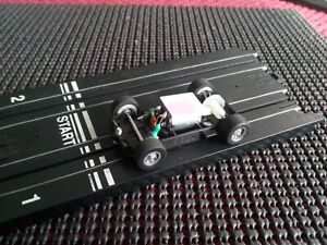 MICRO SCALEXTRIC CHASSIS FROM SET