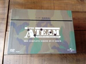 The A team Ultimate Collection, Complete Series