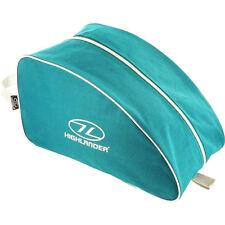 Lush Vert Botte Imperméable Sac Femmes Grande Randonnée Chaussure CASE Rip Stop Carry Pack
