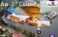 Amodel 1/144 Antonov An-2 Cobra Air # 1435