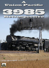 Train DVD: A Union Pacific 3985 Retrospective