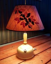 Rare Coleman Lamp Model 159 w/ 355 Globe & Parchment Shade (Dated: 6/54)