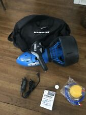 Yamaha Seascooter Rds300 underwater scooter for diving with carry bag