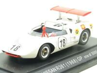 Ebbro Diecast Models 496 Nissan R382 White No 18 1 43 Scale Boxed