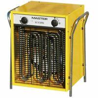Generatore Aria Calda Stufa Elettrica Con Ventilatore 7,5/15 Kw Master B15