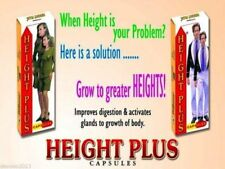 4 X Height Plus - 60 Capsule / Pack