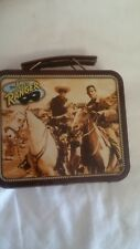 VTG Lone Ranger and Tonto LUNCH BOX, 1999 Small FREE SHIPPING!