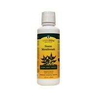 Organix South Theraneem Organix Neem Mouthwash Herbal Mint Therape