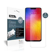 2x Lenovo Z5 Screen Protector matte Flexible Glass 9H dipos